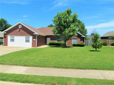 Springdale Single Family Home For Sale: 4302 Chapman AVE
