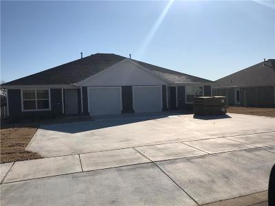 Siloam Springs Multi Family Home For Sale: 23075 A&B Christopher DR