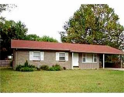 Siloam Springs Single Family Home For Sale: 1811 Pine ST