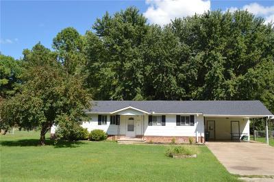 Fayetteville Single Family Home For Sale: 2332 N Gooseberry LN
