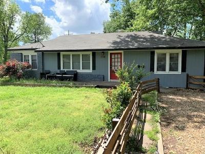 Bentonville Single Family Home For Sale: 1001 Bella Vista RD
