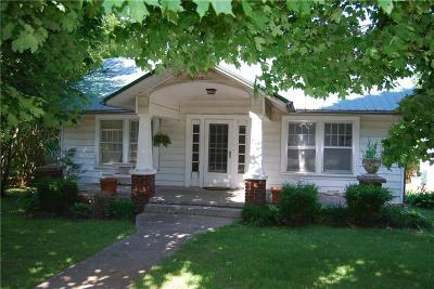 Lincoln Single Family Home For Sale: 115 N Main AVE
