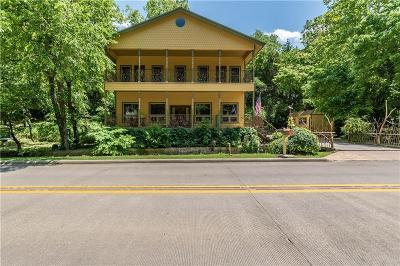 Eureka Springs Single Family Home For Sale: 229 Main ST