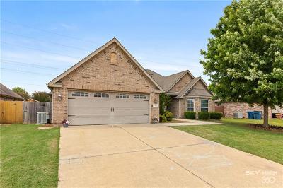 Bentonville Single Family Home For Sale: 3104 SW Calm Ridge RD
