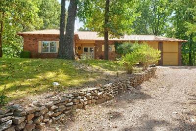 Eureka Springs Single Family Home For Sale: 287 Center RD