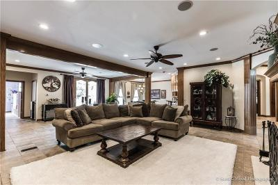 Bentonville Single Family Home For Sale: 210 Somerset