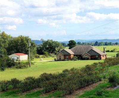 Elkins Single Family Home For Sale: 14549 Goshen Tuttle RD