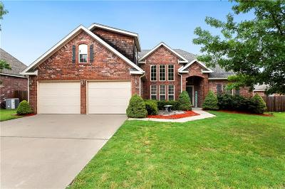 Prairie Grove Single Family Home For Sale: 1160 Musket ST