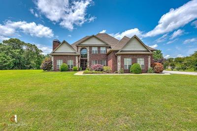Springdale Single Family Home For Sale: 528 Candlelight CIR