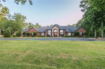 Bentonville Single Family Home For Sale: 5050 Rocky Ridge RD