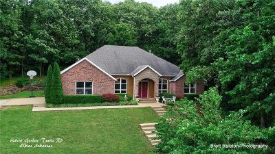 Elkins Single Family Home For Sale: 14606 Goshen Tuttle RD