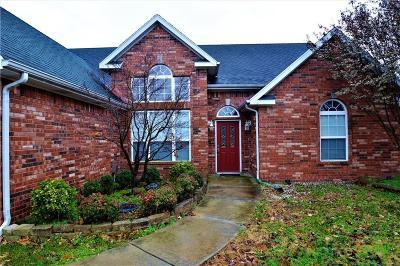 Bentonville Single Family Home For Sale: 3506 SE 8th ST