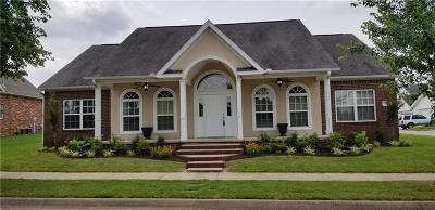 Springdale Single Family Home For Sale: 6643 N Tall Oaks LOOP