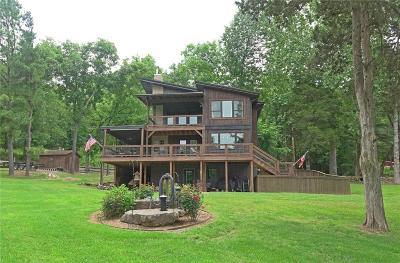 Springdale Single Family Home For Sale: 18660 Eagle Bend RD