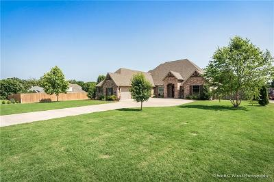 Bentonville Single Family Home For Sale: 307 Chattin CIR