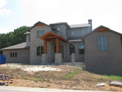 Bentonville Single Family Home For Sale: Lot 14 NW Serenity COVE