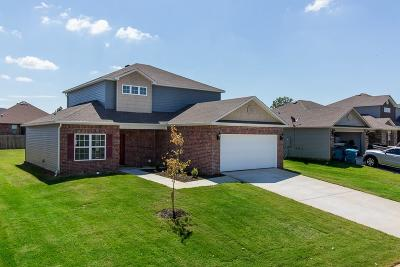 Siloam Springs Single Family Home For Sale: 505 W Pittsfield