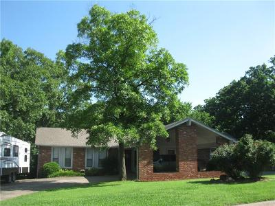 Fayetteville Single Family Home For Sale: 3017 N Strawberry DR