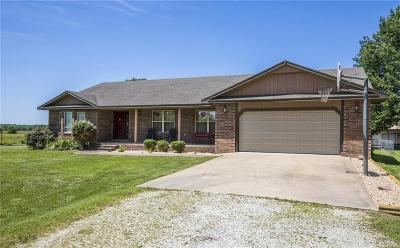 Pea Ridge Single Family Home For Sale: 2250 W Pickens RD