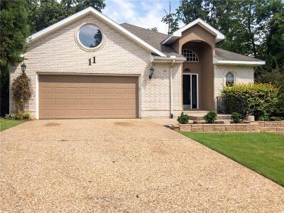 Bentonville Single Family Home For Sale: 11 Churchwell DR