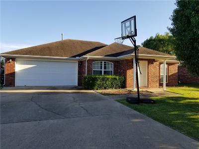 Bentonville Single Family Home For Sale: 4005 SW Moline AVE