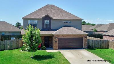Bentonville Single Family Home For Sale: 4101 SW Limestone AVE