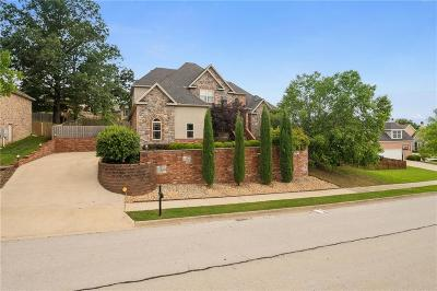 Bentonville Single Family Home For Sale: 3709 NW Creekstone BLVD