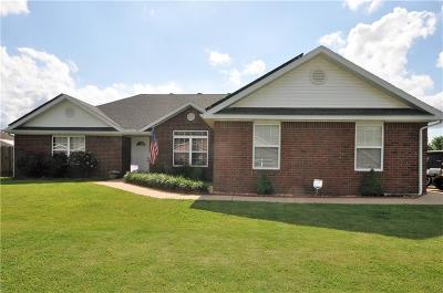 Pea Ridge Single Family Home For Sale: 925 Todd CIR