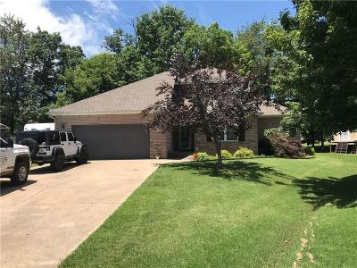 Siloam Springs Single Family Home For Sale: 488 Sunset LN