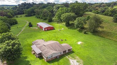 Gravette Single Family Home For Sale: 20275 Mount Olive RD