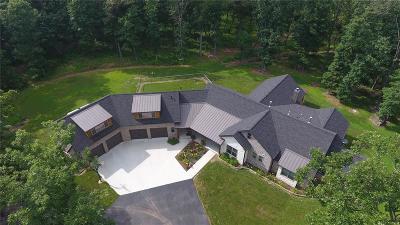 Benton County Single Family Home For Sale: 11795 Douglas Cemetery RD