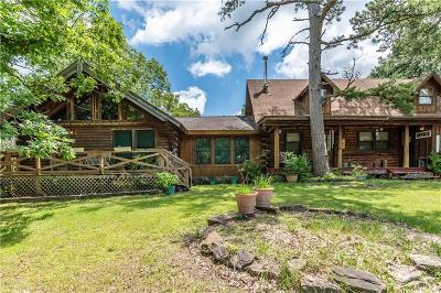 Eureka Springs Single Family Home For Sale: 15290 Highway 62