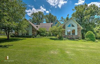 Springdale Single Family Home For Sale: 4355 Falcon RD