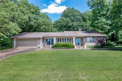 Fayetteville Single Family Home For Sale: 1410 W Ridgeway DR