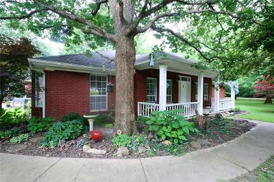 Fayetteville Single Family Home For Sale: 3069 W Howard Nickell RD