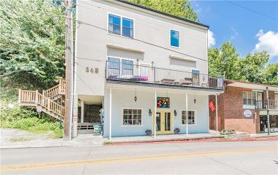 Eureka Springs Single Family Home For Sale: 34 N Main ST