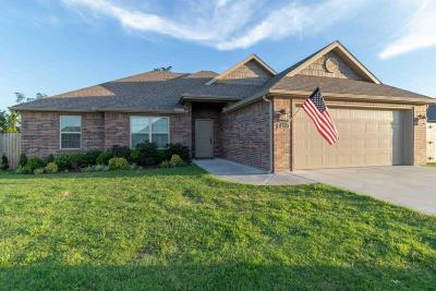 Pea Ridge Single Family Home For Sale: 2241 Hunter DR