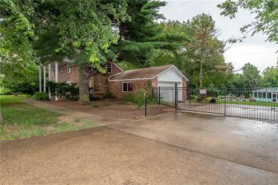 Fayetteville Single Family Home For Sale: 5631 Mission BLVD