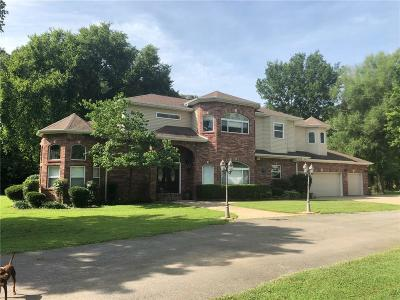 Fayetteville Single Family Home For Sale: 13579 Goose Creek RD