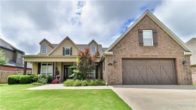 Bentonville Single Family Home For Sale: 1540 Whippoorwill LN