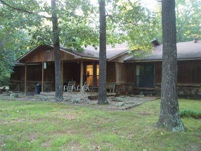 Fayetteville Single Family Home For Sale: 14385 W Highway 16