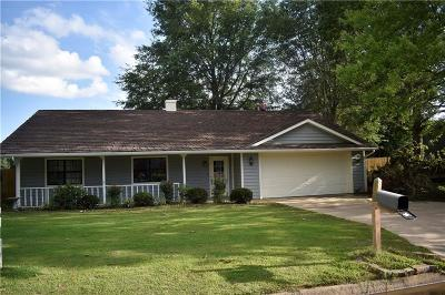 Rogers Single Family Home For Sale: 1100 W Nursery RD