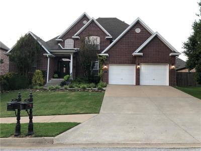 Bentonville Single Family Home For Sale: 3903 NE Cadbury AVE