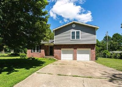 Siloam Springs Single Family Home For Sale: 2895 Briarwood ST