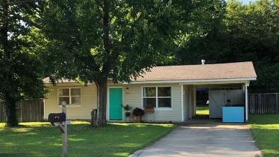 Fayetteville Single Family Home For Sale: 2950 W Velda CT