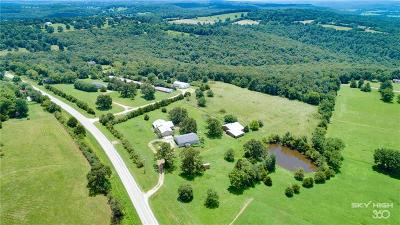 Elkins Single Family Home For Sale: 19897 E Highway 74
