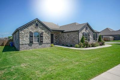 Bentonville Single Family Home For Sale: 3500 SW Picasso BLVD