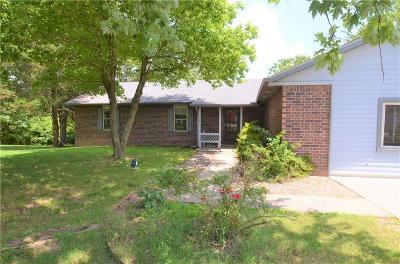 Springdale Single Family Home For Sale: 1121 S Barrington RD