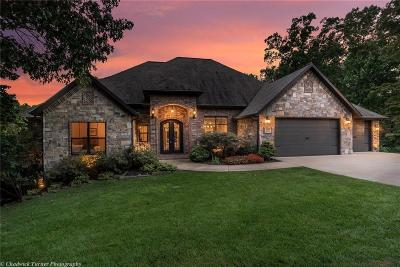 Bentonville Single Family Home For Sale: 13273 Timberline RD