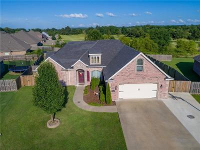Fayetteville Single Family Home For Sale: 2839 Topaz DR
